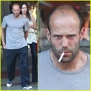 Jason Statham Messes with Zohan
