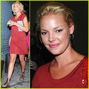 Katherine Heigl is a Josh Kelley Groupie