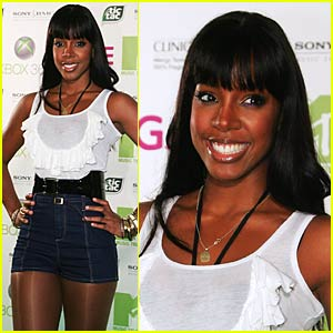 Kelly Rowland is Excited for XBox