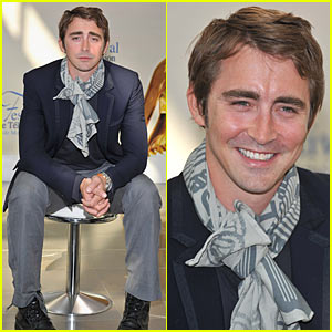 Lee Pace is a Monte Carlo Man
