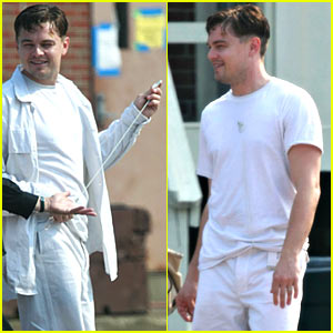 Leo DiCaprio is White Hot in 'Shutter Island'