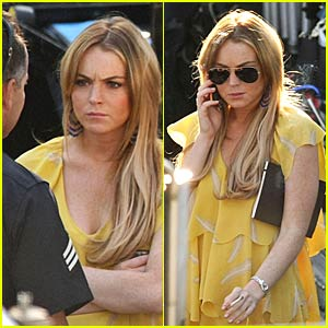 Lindsay Lohan's Labor Pains Get Investigated