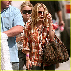 Mary-Kate Olsen is a Fendi Freak