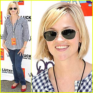 Reese Witherspoon is Kid Krazy