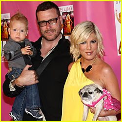 Stella McDermott: Tori Spelling's Daughter!
