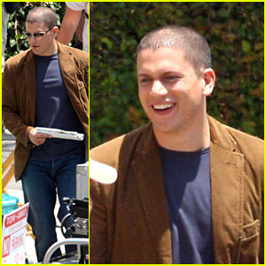 Happy Birthday Wentworth Miller!