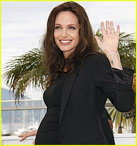 Angelina Jolie Gives Birth To Twins