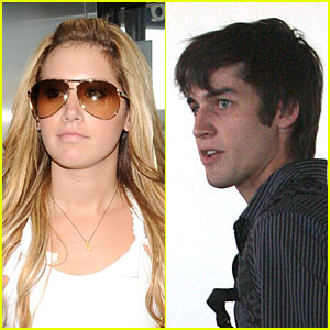 Ashley Tisdale & Jared Murillo Together Again