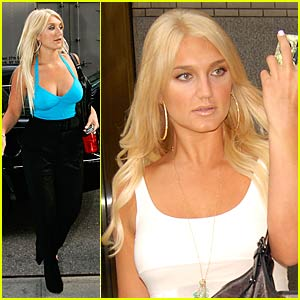 Brooke Hogan Knows Best?