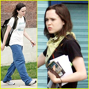 Ellen Page Whips It Good