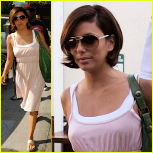 Eva Longoria Has Short Hair