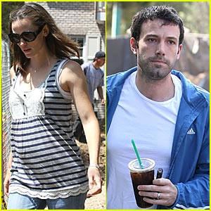 Jennifer Garner House Hunts With A Baby Bump