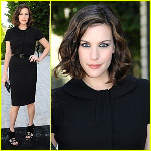 Liv Tyler Does Dior Haute Couture