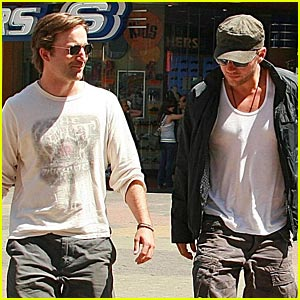 Ryan Phillippe's Movie Day Out