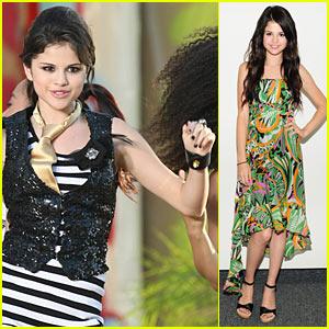 Selena Gomez Celebrates Sweet Sixteen