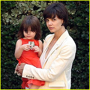 Suri Cruise: Show Me The Money!
