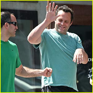 Vince Vaughn: Victory in Venice