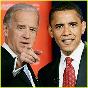 Barack Obama Picks Joe Biden For VP