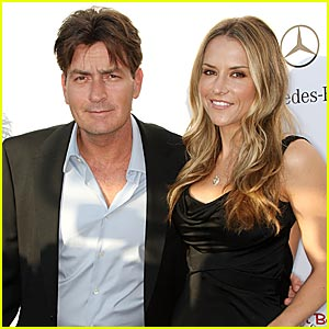 Charlie Sheen's New Baby Joy