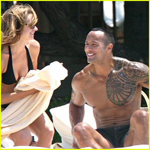 Dwayne Johnson Rocks New Romance