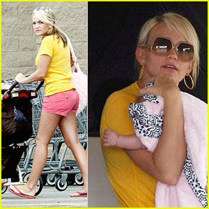 Jamie Lynn Spears: Check-up for Maddie!