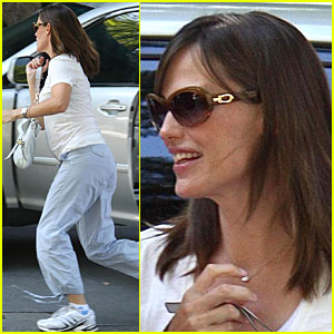 Run, Jennifer Garner, Run!