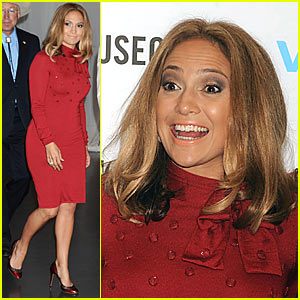 Jennifer Lopez Honors Children's Defense Fund