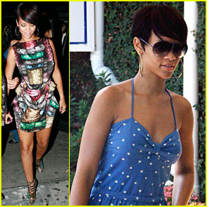 Rihanna Parties With Leonardo DiCaprio?