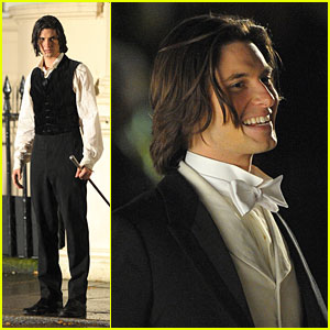 Ben Barnes is Dorian Gray