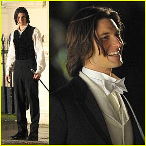 Ben Barnes is Dorian Gray