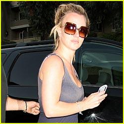 Britney Spears Has