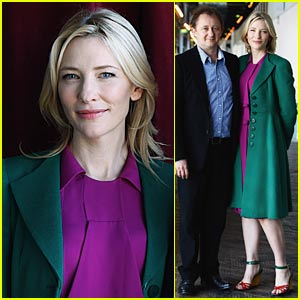 Cate Blanchett Takes Main Stage