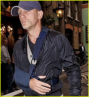 Daniel Craig is a Broken Bond