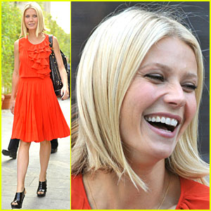 Gwyneth Paltrow Gets Tod Titillating