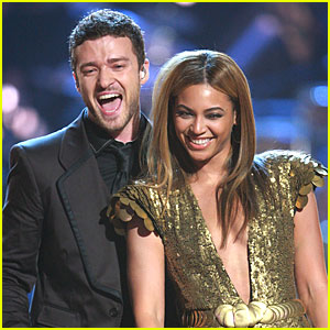 Justin Timberlake and Beyonce Rock!