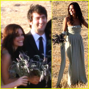 Rachel Bilson is a Bridesmaid Beauty