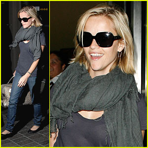 Reese Witherspoon: From London To LAX