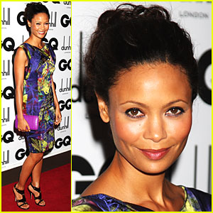 Thandie Newton is Paisley Pretty