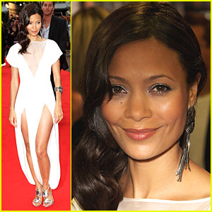 Thandie Newton is a Rad Rocker