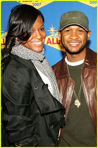 Usher To Usher In His Second Baby