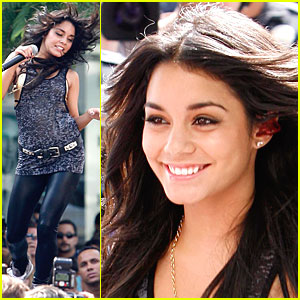 Vanessa Hudgens is Neutrogena Nice