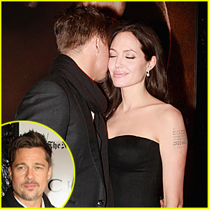 Brad Pitt: The Angie Whisperer