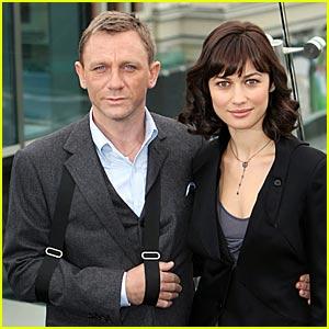 Daniel Craig Gets Rugged in Russia