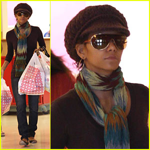 Halle Berry Has Target in Sight
