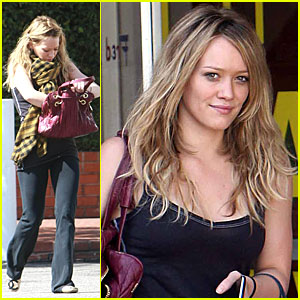 Hilary Duff: Where Are My Keys?