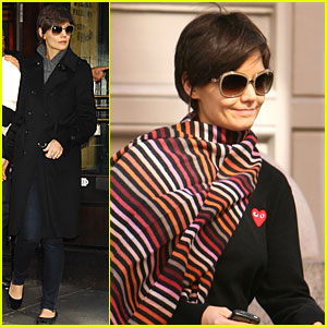 Katie Holmes Hearts New York