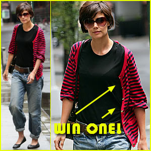 Win Katie Holmes's Juicy Couture Sweater