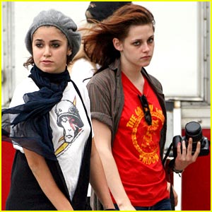 Kristen Stewart: It's Sheer Madness!