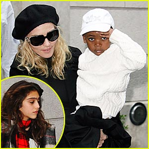 Madonna and the Kabbalah Kids