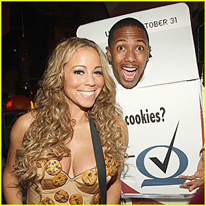 Mariah Carey is a Chocolate Chip Cookie